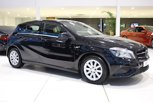 Mercedes A-Class A180 Cdi Blueefficiency Se