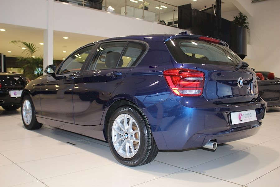 used bmw 1 series 116d efficientdynamics business 116d efficientdynamics business 2013 hippo. Black Bedroom Furniture Sets. Home Design Ideas