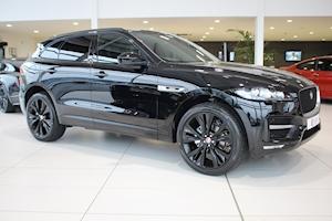 Jaguar F-Pace R-Sport Awd