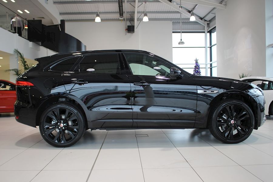 used jaguar f pace r sport awd r sport awd 2016 hippo. Black Bedroom Furniture Sets. Home Design Ideas