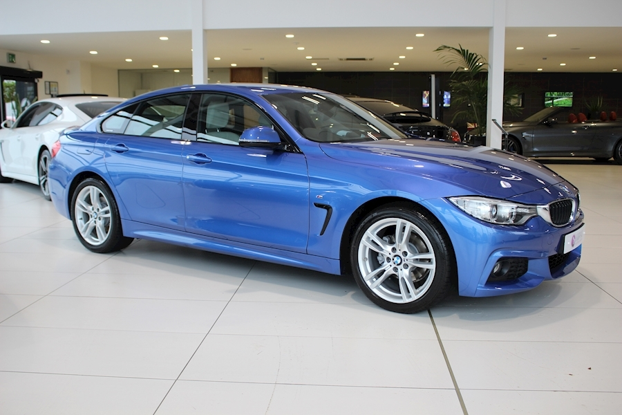 used bmw 4 series 418d m sport gran coupe 418d m sport gran coupe 2015 hippo prestige hippo. Black Bedroom Furniture Sets. Home Design Ideas