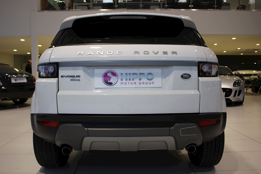 used land rover range rover evoque sd4 pure sd4 pure 2014. Black Bedroom Furniture Sets. Home Design Ideas