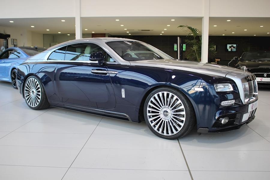 Rolls-Royce Wraith V12