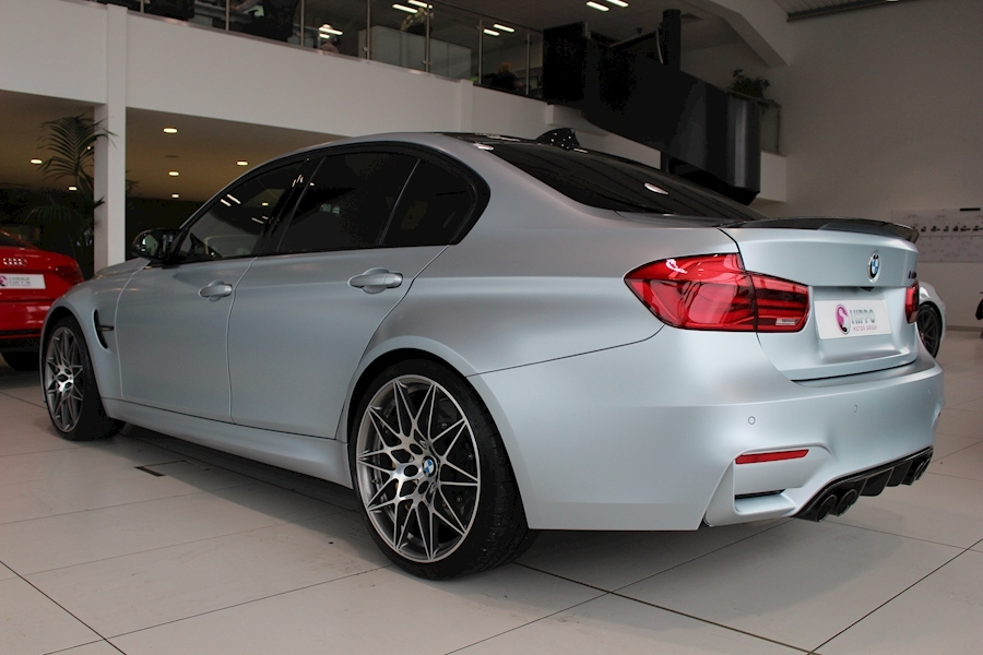 Bmw 3 Series M3  Jahre Edition Competition Package - Large 4
