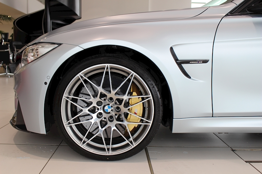 Bmw 3 Series M3  Jahre Edition Competition Package - Large 8
