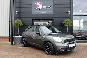 Mini Mini Countryman Cooper Sd All4