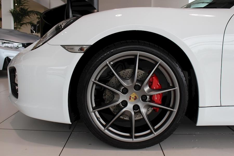 Porsche Cayman 24V S Pdk - Large 8