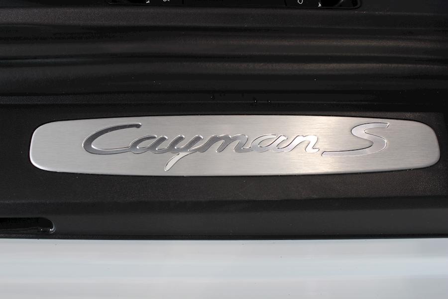 Porsche Cayman 24V S Pdk - Large 18