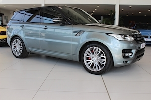 Land Rover Range Rover Sport Sdv6 Autobiography Dynamic - Thumb 0