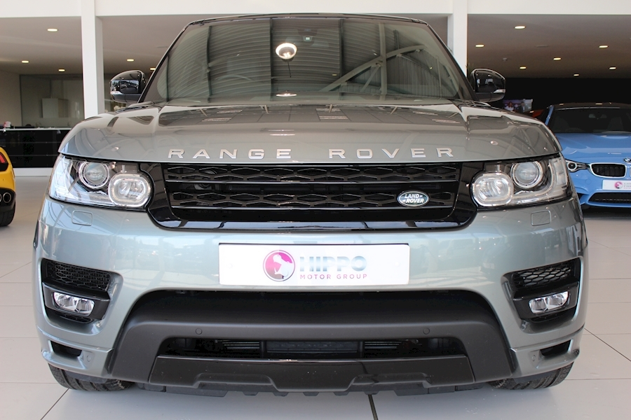 Land Rover Range Rover Sport Sdv6 Autobiography Dynamic - Large 1