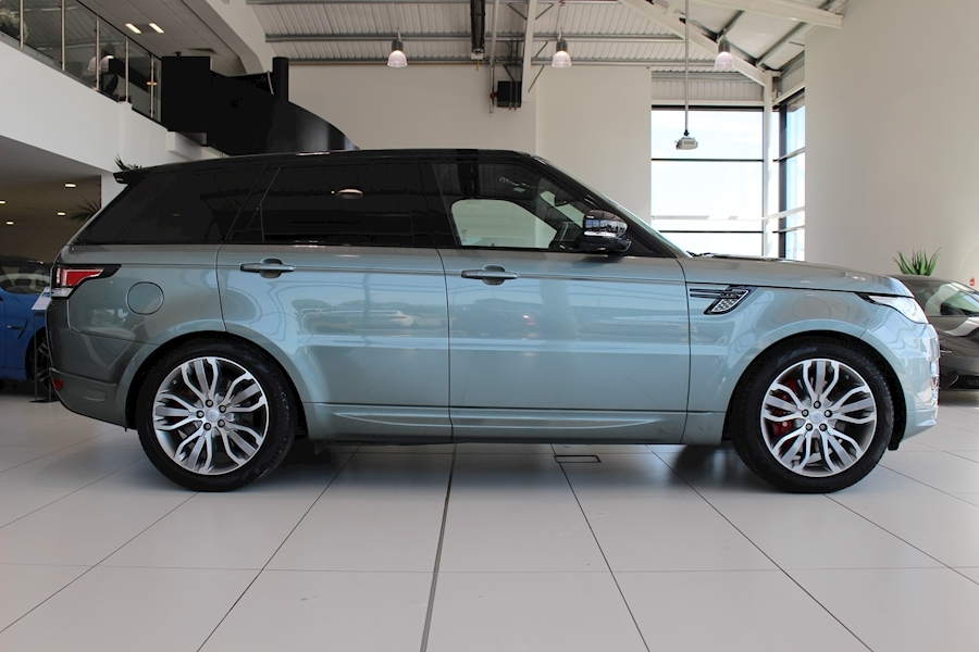 Land Rover Range Rover Sport Sdv6 Autobiography Dynamic - Large 2