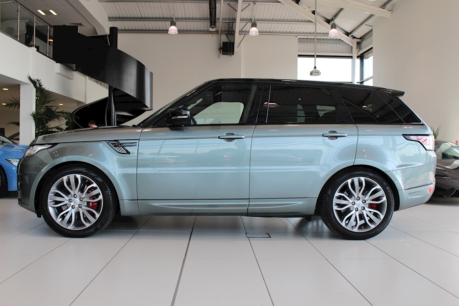 Land Rover Range Rover Sport Sdv6 Autobiography Dynamic - Large 3
