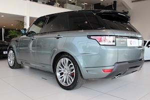 Land Rover Range Rover Sport Sdv6 Autobiography Dynamic - Thumb 4