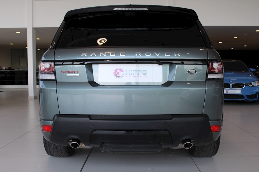 Land Rover Range Rover Sport Sdv6 Autobiography Dynamic - Large 5