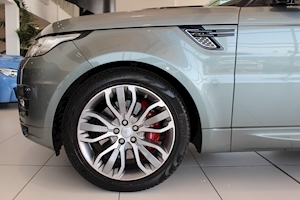 Land Rover Range Rover Sport Sdv6 Autobiography Dynamic - Thumb 8