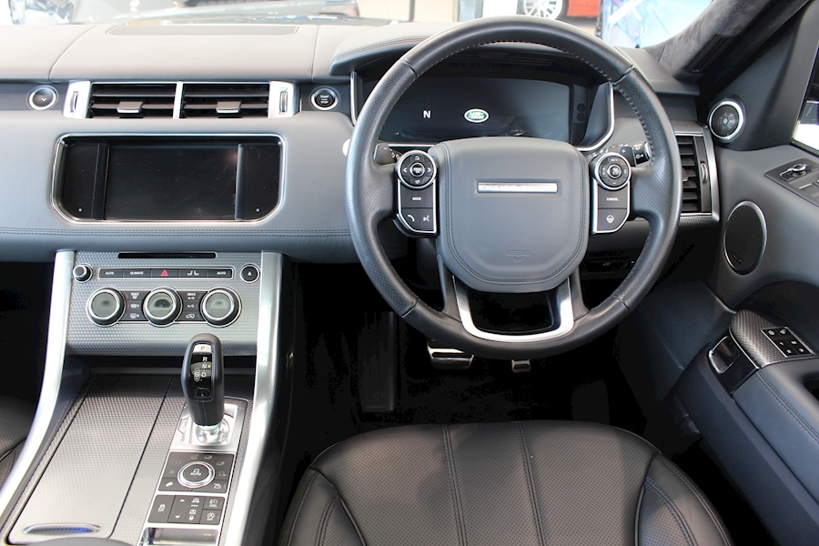 Land Rover Range Rover Sport Sdv6 Autobiography Dynamic - Large 10