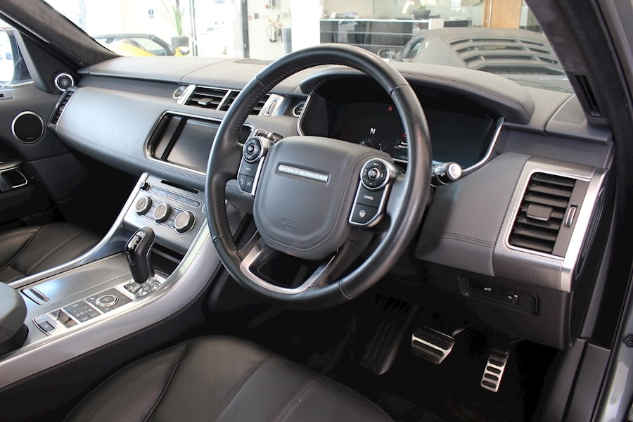 Land Rover Range Rover Sport Sdv6 Autobiography Dynamic - Large 11