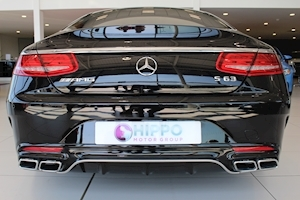 Mercedes S Class Amg S 63 - Thumb 5