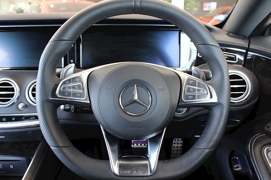 Mercedes S Class Amg S 63 - Large 7