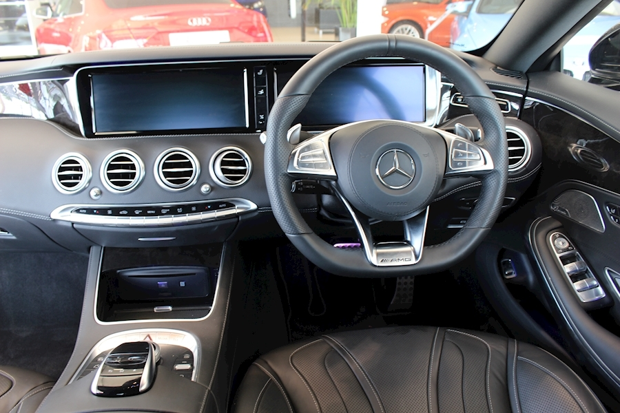 Mercedes S Class Amg S 63 - Large 8