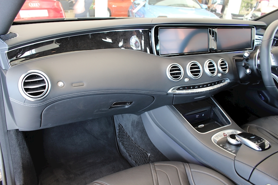 Mercedes S Class Amg S 63 - Large 16