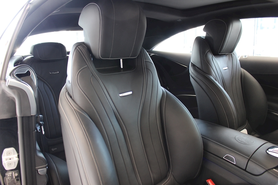 Mercedes S Class Amg S 63 - Large 18