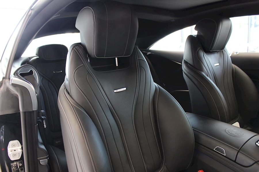 Mercedes S Class Amg S 63 - Large 19
