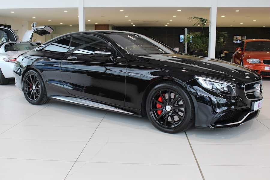 Mercedes S Class Amg S 63 - Large 0