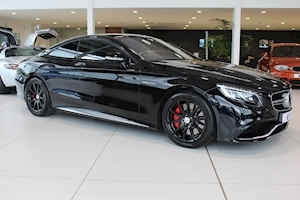 Mercedes S Class Amg S 63
