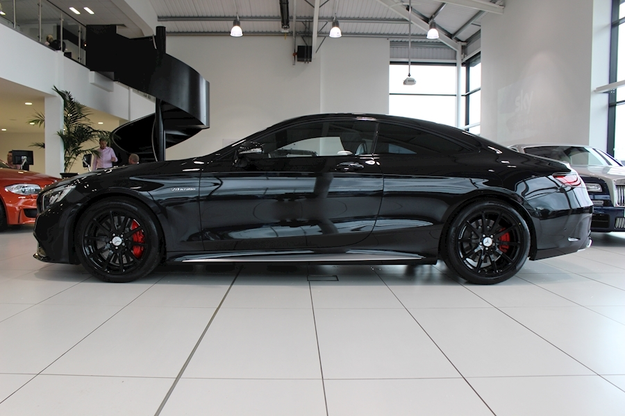 Mercedes S Class Amg S 63 - Large 3