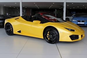 Lamborghini Huracan LP SPYDER 5.2 - Thumb 0