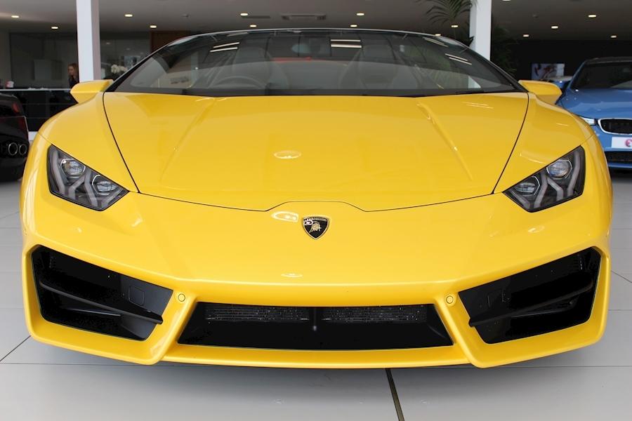 Lamborghini Huracan LP SPYDER 5.2 - Large 1