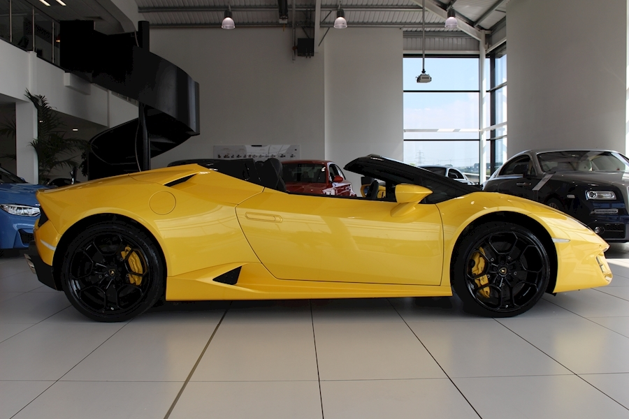 Lamborghini Huracan LP SPYDER 5.2 - Large 2