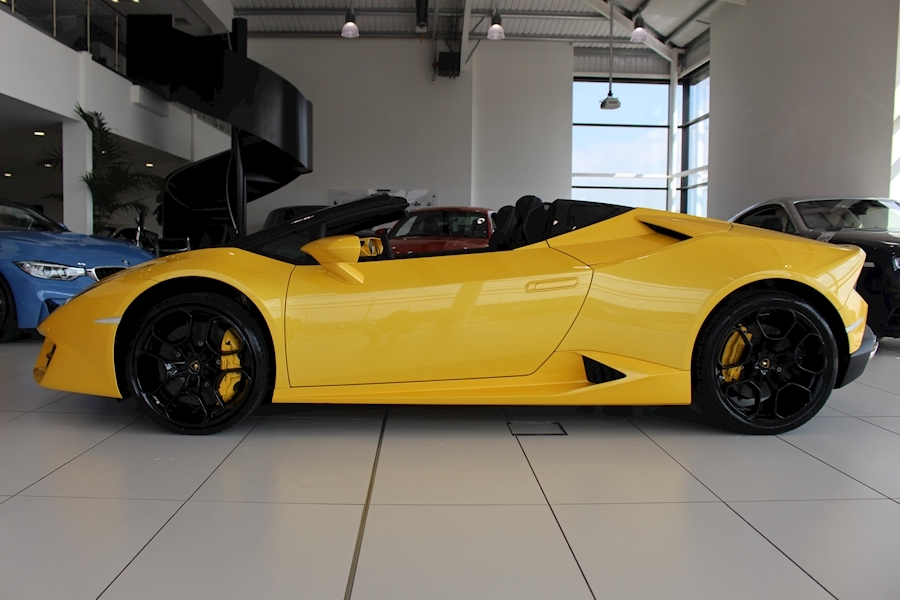 Lamborghini Huracan LP SPYDER 5.2 - Large 3