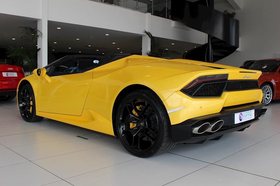 Lamborghini Huracan LP SPYDER 5.2 - Large 4