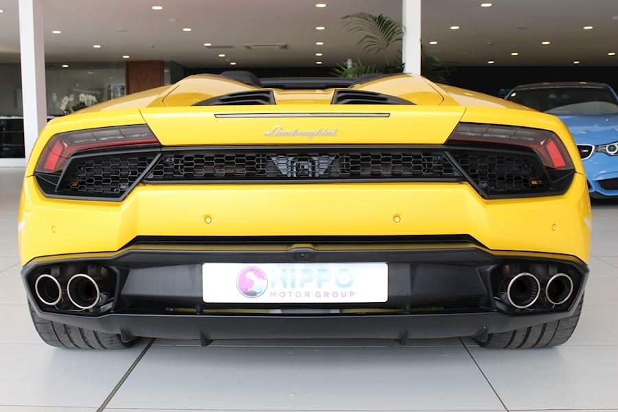 Lamborghini Huracan LP SPYDER 5.2 - Large 5