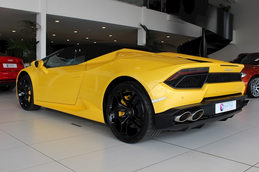 Lamborghini Huracan LP SPYDER 5.2 - Large 7