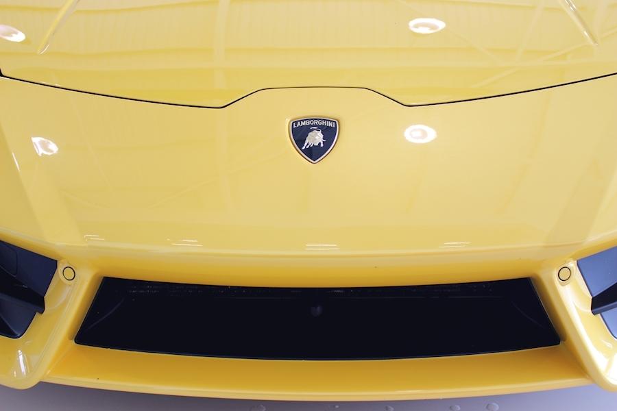 Lamborghini Huracan LP SPYDER 5.2 - Large 13