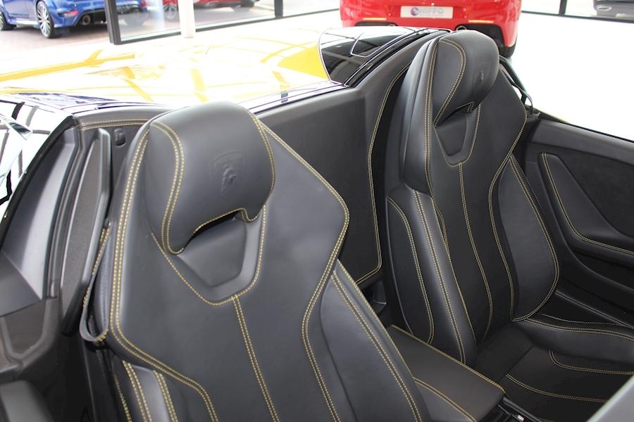 Lamborghini Huracan LP SPYDER 5.2 - Large 20