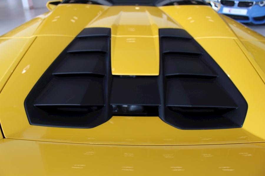 Lamborghini Huracan LP SPYDER 5.2 - Large 21