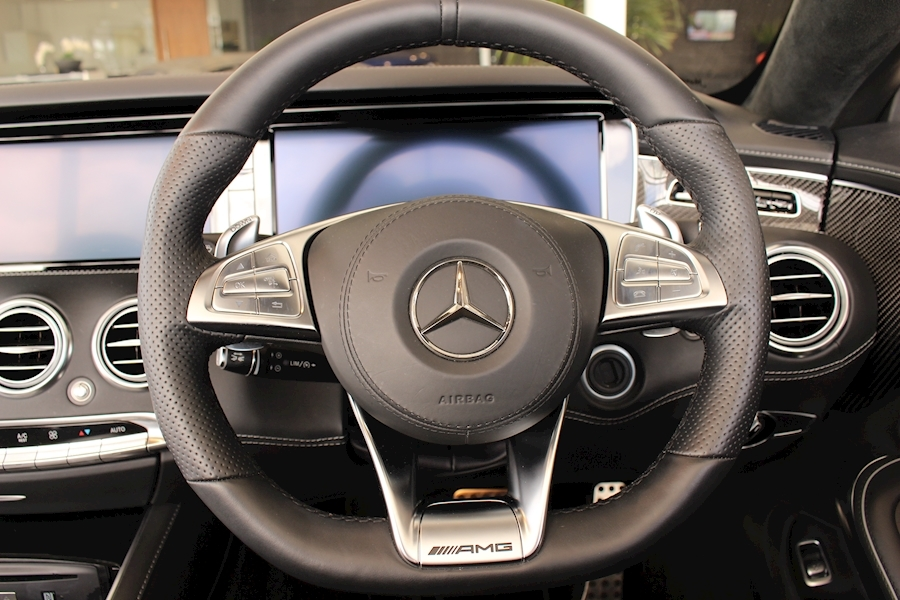 Mercedes S Class Amg S 63 - Large 11