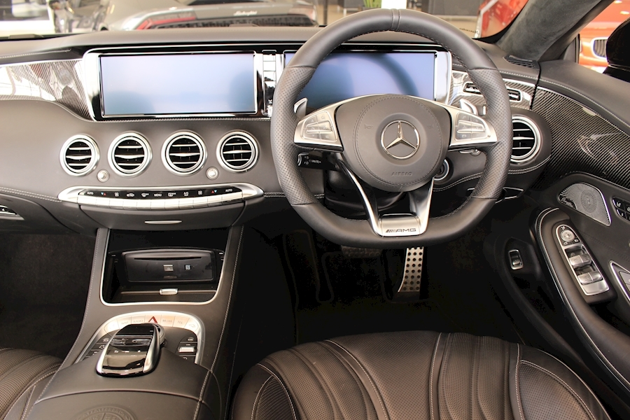 Mercedes S Class Amg S 63 - Large 12