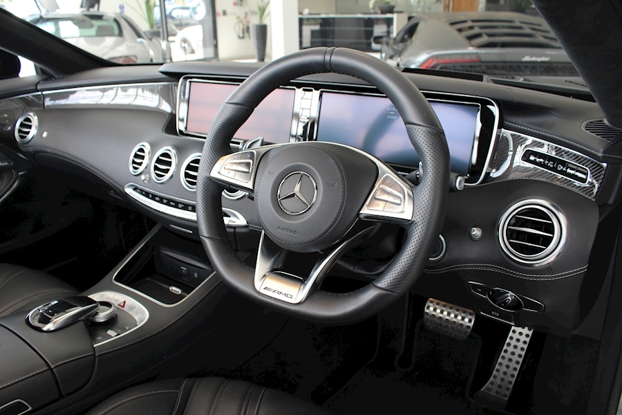 Mercedes S Class Amg S 63 - Large 15