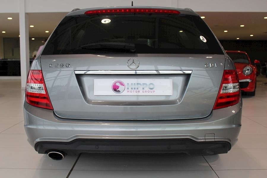 Mercedes C Class C250 Cdi Blueefficiency Amg Sport - Large 5