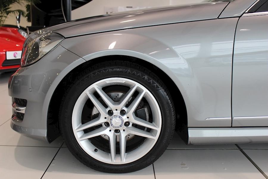 Mercedes C Class C250 Cdi Blueefficiency Amg Sport - Large 8