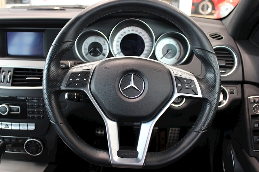 Mercedes C Class C250 Cdi Blueefficiency Amg Sport - Large 9