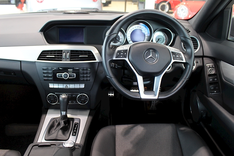 Mercedes C Class C250 Cdi Blueefficiency Amg Sport - Large 10