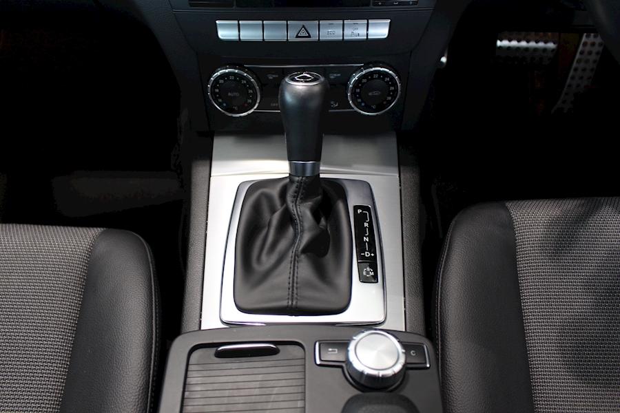 Mercedes C Class C250 Cdi Blueefficiency Amg Sport - Large 15