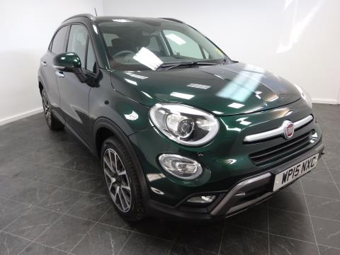 Fiat 500X Multijet Cross Plus