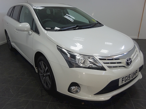 Toyota Avensis Valvematic Icon Business Edition